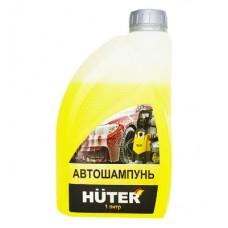 Автошампунь для бесконтактной мойки Huter 1л