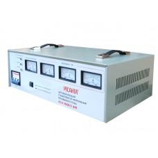 Трехфазный электромеханический стабилизатор Ресанта АСН-3000/3-ЭМ