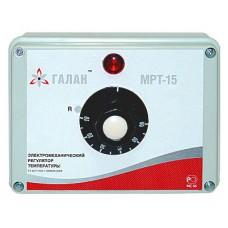 Регулятор температуры эл.механ.МРТ 15
