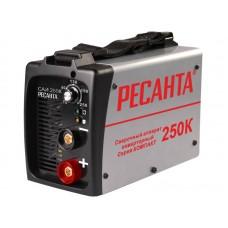 Аппарат сварочный инверторный Ресанта САИ 250 К