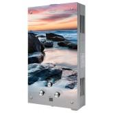 Водонагреватель газовый проточный Оазиссерия Glass 20 МG