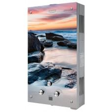 Водонагреватель газовый проточный Оазис серия Glass 20 МG